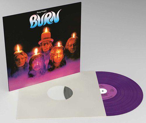 Deep Purple - Burn - Colored Purple Vinyl - Limited Edition - LP IMPORTADO  - Billbox Records