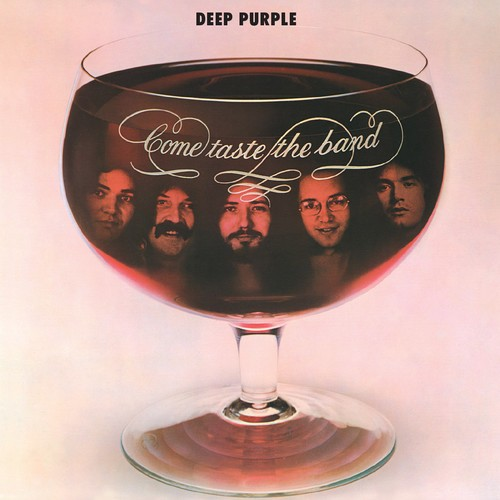 Deep Purple -  Come Taste the Band (35th Anniversary Edition) - 2 Cds Importados  - Billbox Records