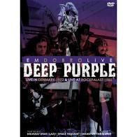 DEEP PURPLE EM DOBRO - LIVE IN DENMARK 1972 - LIVE AT ROCKPALAST 1985 - DVD NACIONAL  - Billbox Records