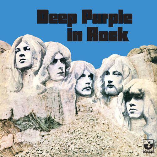Deep Purple - In Rock - 180 Gram Vinyl, Colored Vinyl, Purple, Remastered - LP IMPORTADO  - Billbox Records
