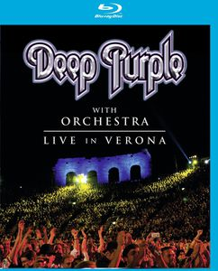 Deep Purple - Live In Verona - Blu Ray - Billbox Records