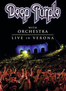 Deep Purple - Live In Verona - Dvd  - Billbox Records