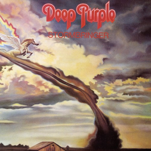Deep Purple -  Stormbringer (35th Anniversary Edition) - 2 Cds   - Billbox Records