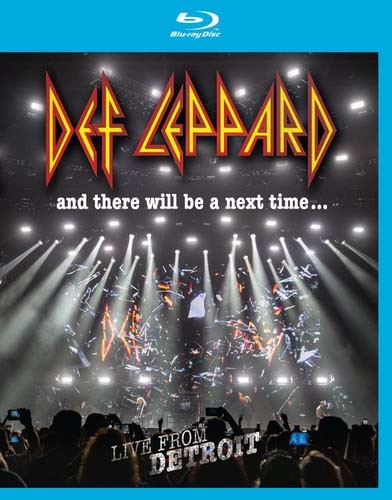 Def Leppard / & There Will Be A Next Time: Live From Detroit - Billbox Records