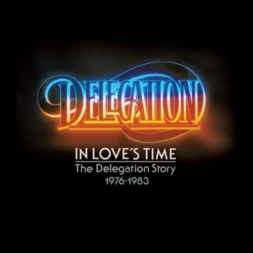 Delegation - In Loves Time: Delegation Story 1976-1983 [Import] - 2 Cds Importados  - Billbox Records