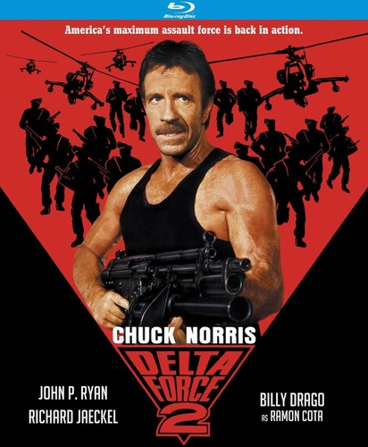 Delta Force 2 - Blu ray Importado  - Billbox Records