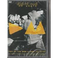 DEPECHE MODE EM DOBRO - ROCK AM RING 2006 - VIDEO COLLECTION - DVD NACIONAL  - Billbox Records