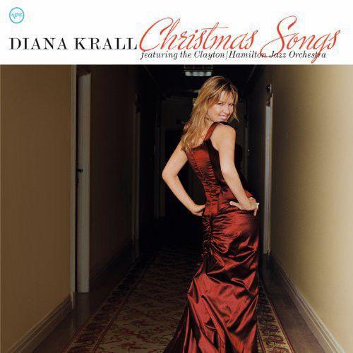 Diana Krall  Christmas Songs - Lp Importado  - Billbox Records