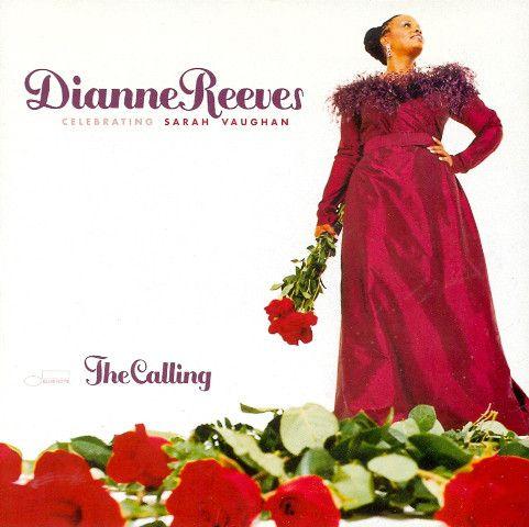 Dianne Reeves The Calling Celebrating Sarah Vaughan - Cd Importado  - Billbox Records