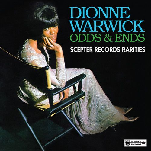 Dionne Warwick - Odds & Ends - Scepter Records Rarities - Cd Importado  - Billbox Records