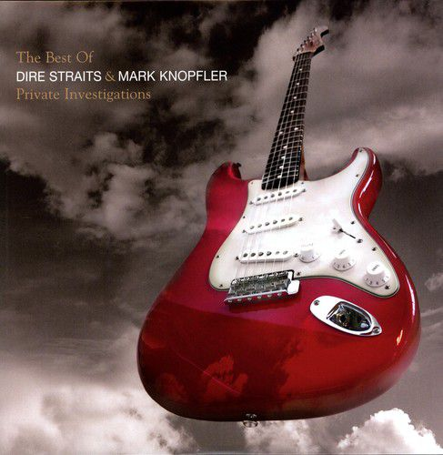 Dire Straits - Private Investigation - 2 Lps Importados  - Billbox Records