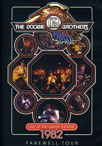 Doobie Brothers -  Live at the Greek Theatre - Dvd Importado  - Billbox Records