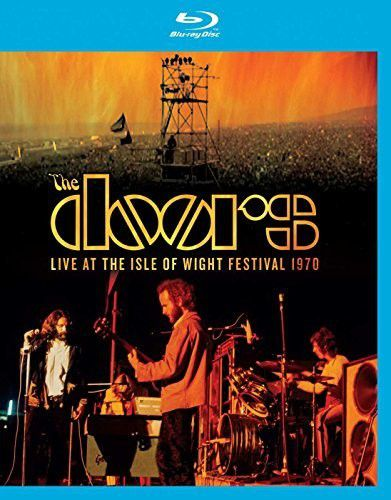Doors - Live At The Isle Of Wight Festival 1970 - Blu Ray Importado - Billbox Records