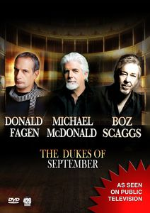 Dukes Of September - Live At Lincoln Center - Dvd  - Billbox Records