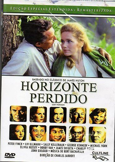 Horizonte Perdido Filme - Dvd Nacional  - Billbox Records