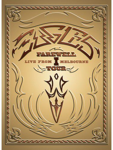 Eagles Farewell Live From Melbourne - Blu Ray Importado  - Billbox Records
