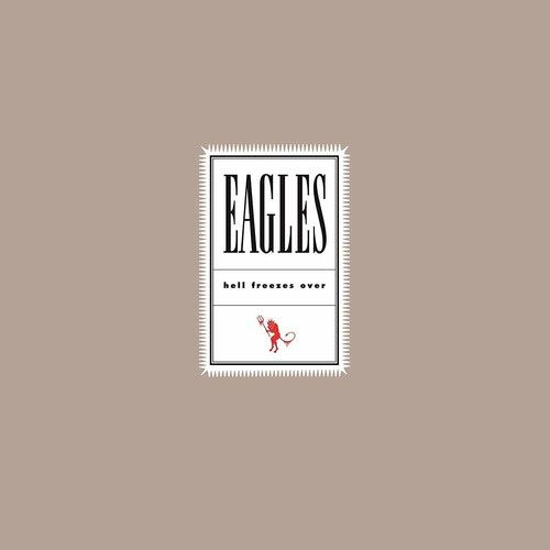 Eagles - Hell Freezes Over - 2 Lps Importados 180 gramas  - Billbox Records