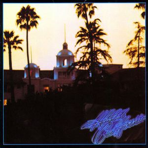 Eagles - Hotel California - Lp Importado  - Billbox Records