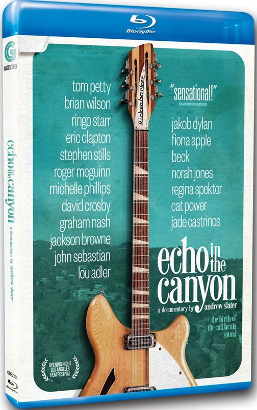 Echo in the Canyon - Blu ray Importado  - Billbox Records