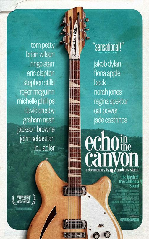 Echo in the Canyon - Dvd Importado  - Billbox Records