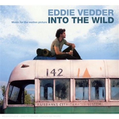 Eddie Vedder -Into The Wild - Cd Importado.  - Billbox Records