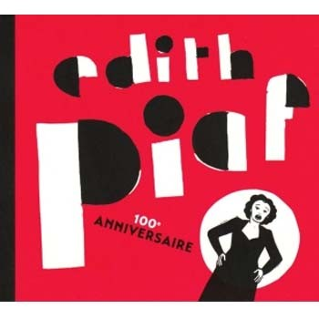 Edith Piaf - 100% Anniversaire - Cd Importado  - Billbox Records