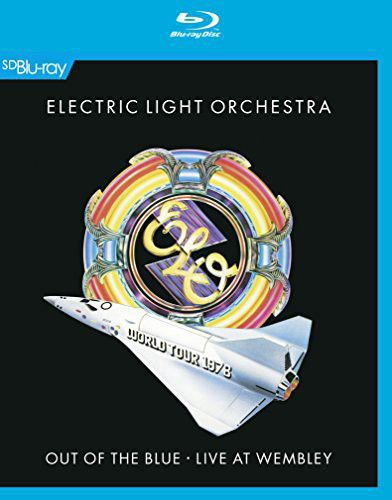 ELO - Eletric Light Orchestra - Out Of The Blue - Live At Wembley - Blu ray Importado  - Billbox Records