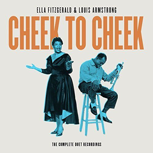 Ella Fitzgerald & Louis Armstrong Cheek To Cheek The Complete Duet Recordings - 4 cds Importados  - Billbox Records