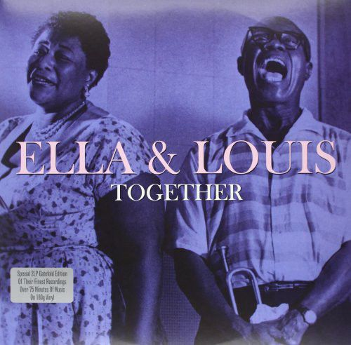 Ella Fitzgerald & Louis Armstrong Together - 2 Lps Importados  - Billbox Records