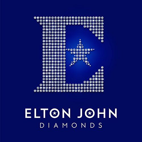 Elton John - Diamonds Vinyl 180 Gramas - 2 LPs Importados - Billbox Records