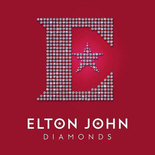 Elton John Diamonds - Box 3 Cds Importados  - Billbox Records