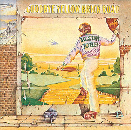 Elton John - Goodbye Yellow Brick Road SHM-SACD Japanese - CD Importado  - Billbox Records