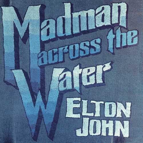 Elton John - Madman Across The Water - LP IMPORTADO  - Billbox Records