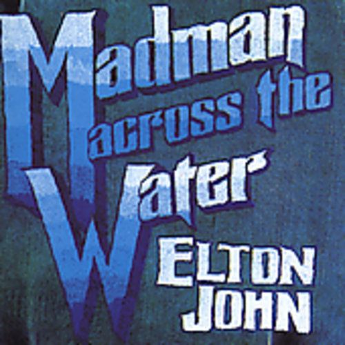 Elton John - Madman Across The Water (remastered)  - CD Importado  - Billbox Records