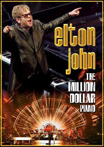 Elton John - Million Dollar Piano - Dvd Importado  - Billbox Records