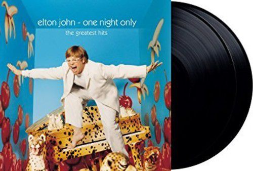 Elton John - One Night Only The Greatest Hits LP Importado  - Billbox Records