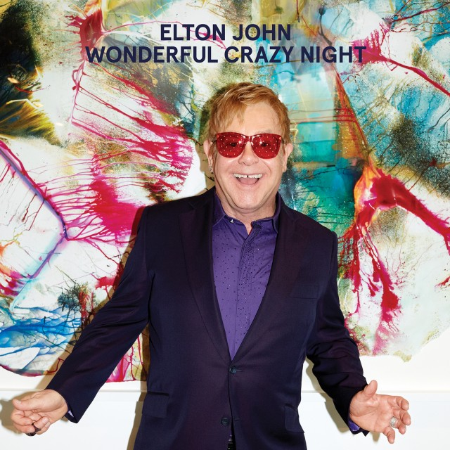 Elton John / Wonderful Crazy Night LP  - Billbox Records