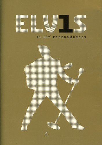 Elvis Presley / Elvis1 Hit Performances - Dvd Importado  - Billbox Records