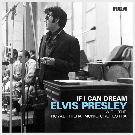 Elvis Presley  - If I Can Dream - Elvis Presley With The Royal Philharmonic Orchestra - Cd  - Billbox Records