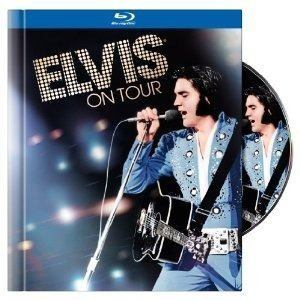 Elvis Presley - On Tour Blu Ray - Billbox Records