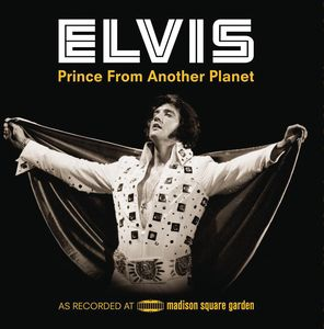 Elvis Presley - Prince From Another Planet  - Billbox Records