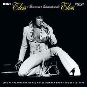 Elvis Presley - Showroom International  - Billbox Records