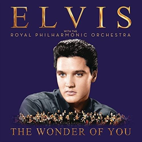 Elvis Presley - Wonder Of You: Elvis Presley With Royal Philharmon - 2 Lps Importados  - Billbox Records