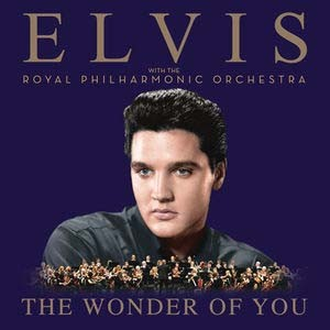 Elvis Presley - Wonder Of You: Elvis Presley With Royal Philharmon - Lp Importado  - Billbox Records