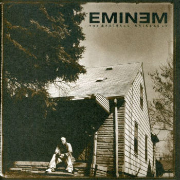 Eminem - Marshall Mathers LP Cd Importado  - Billbox Records