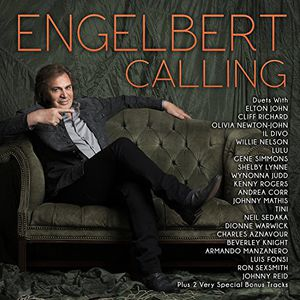Engelbert Humperdinck - Engelbert Calling  - Billbox Records