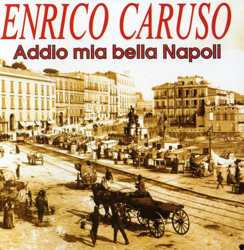 Enrico Caruso - Addio Mia Bella Napol - Cd Importado  - Billbox Records