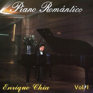 Enrique Chia - Piano Romantico Vol.1  - Billbox Records