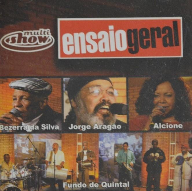 Ensaio Geral - MultiShow - Cd Nacional  - Billbox Records