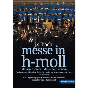 Ensemble Orchestral De Paris / Nelson / Didonato / Bach: Messe In H-Moll / Mass In B Minor - Dvd Importado  - Billbox Records